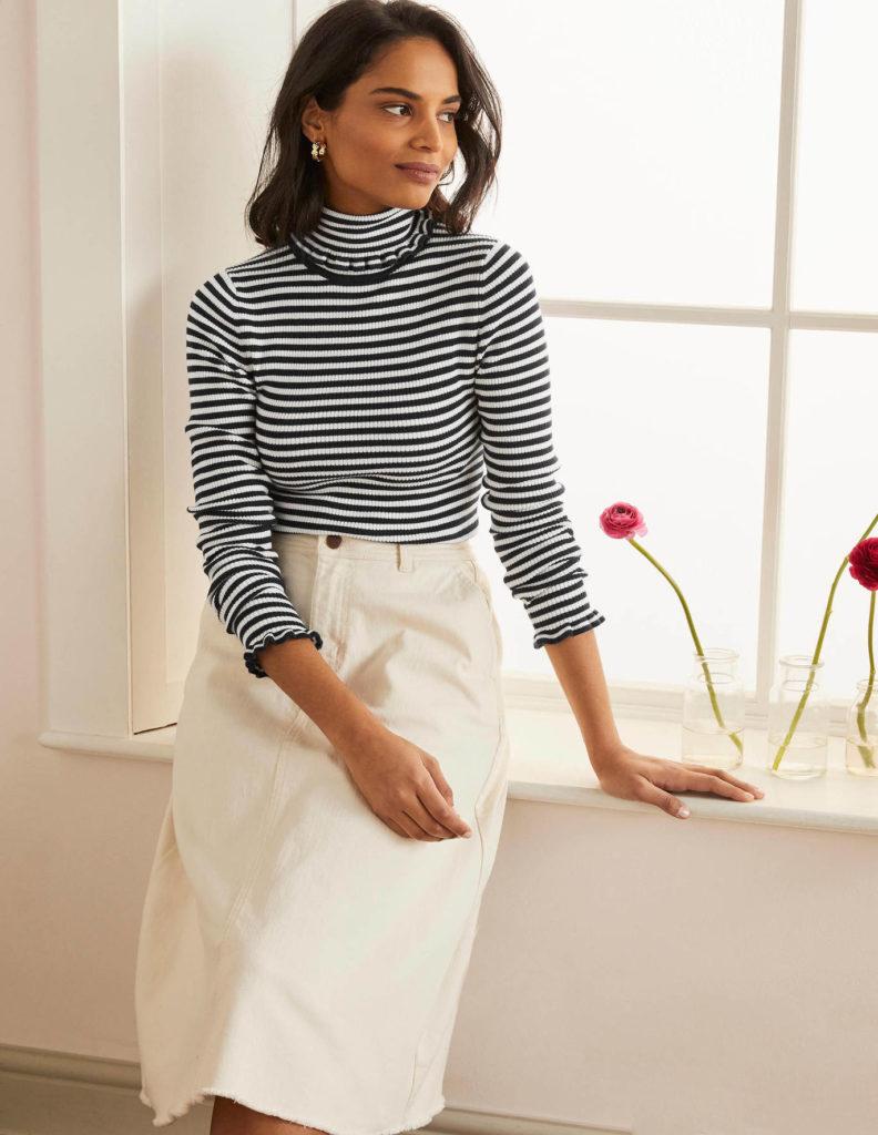 stripes jumper